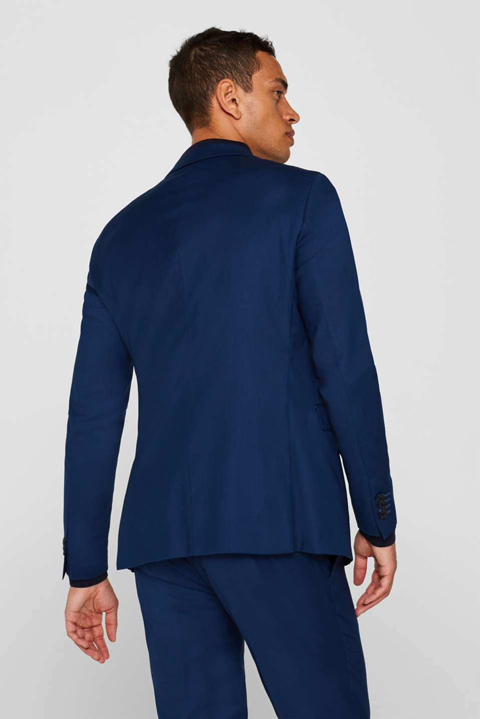 Blazers suit, BLUE, detail image number 3