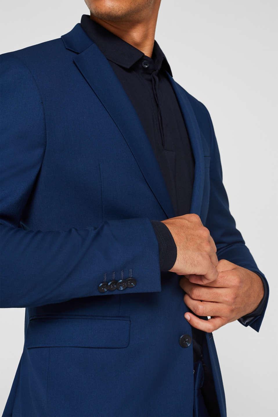 Blazers suit, BLUE, detail image number 2