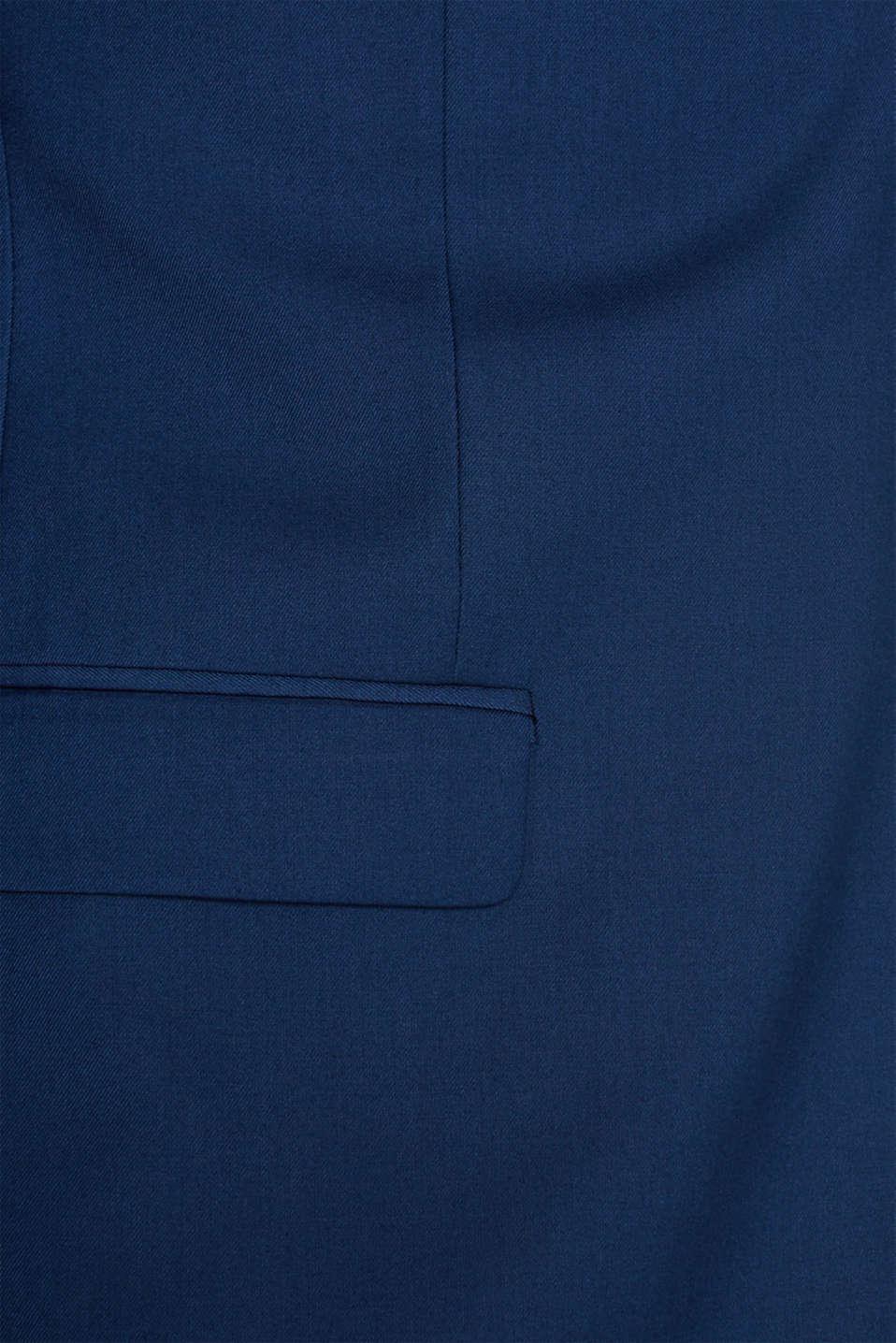 Blazers suit, BLUE, detail image number 4