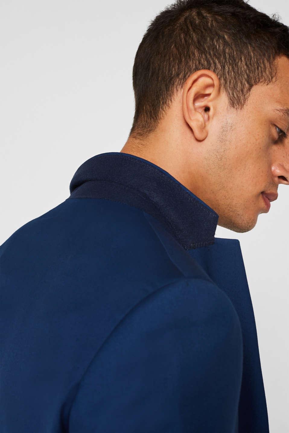Blazers suit, BLUE, detail image number 6