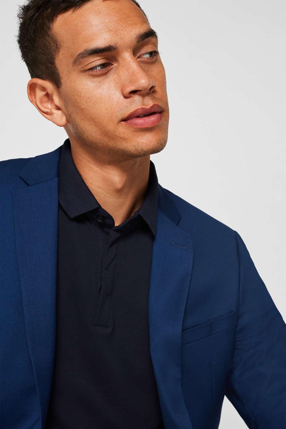 Blazers suit, BLUE, detail image number 5