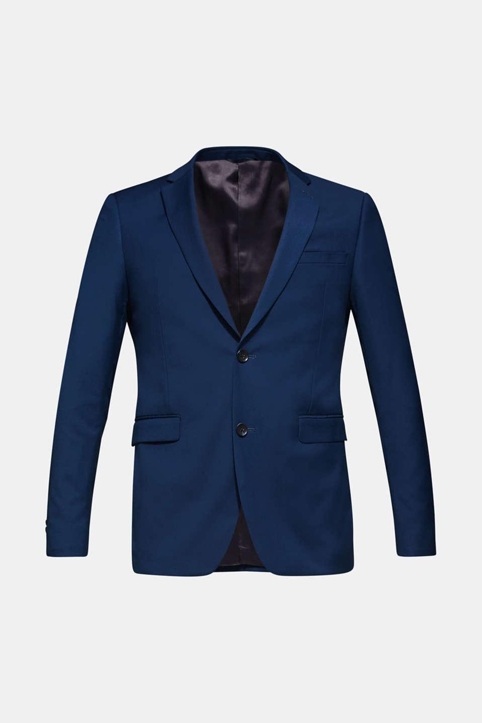 Blazers suit, BLUE, detail image number 7