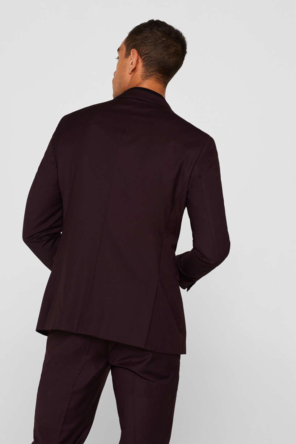 Blazers suit, BORDEAUX RED, detail image number 3