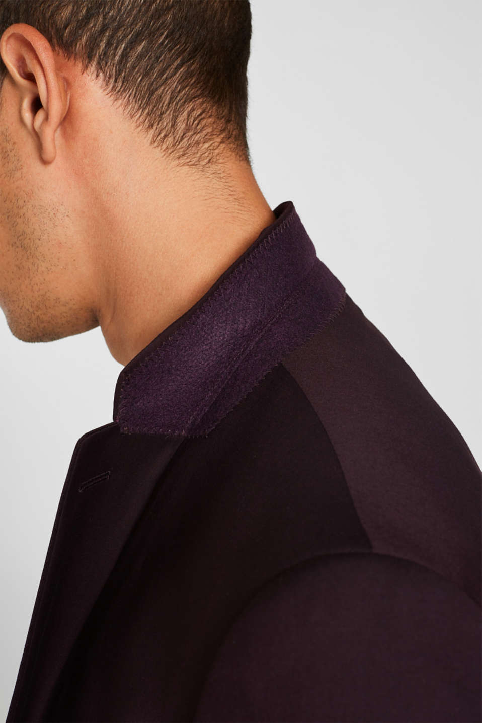 Blazers suit, BORDEAUX RED, detail image number 2