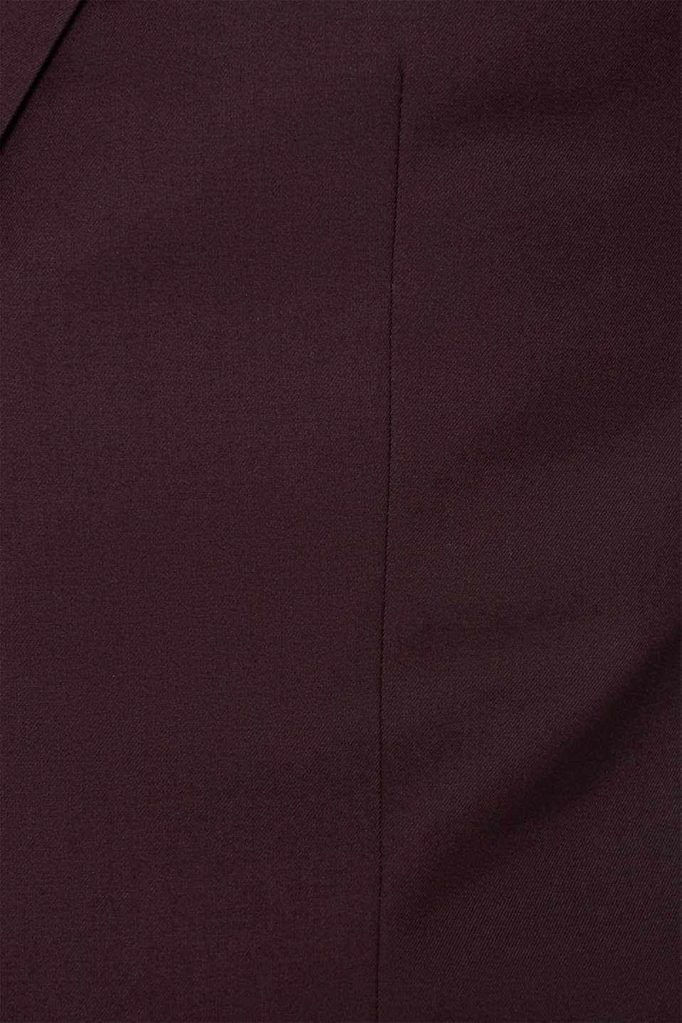 Blazers suit, BORDEAUX RED, detail image number 4