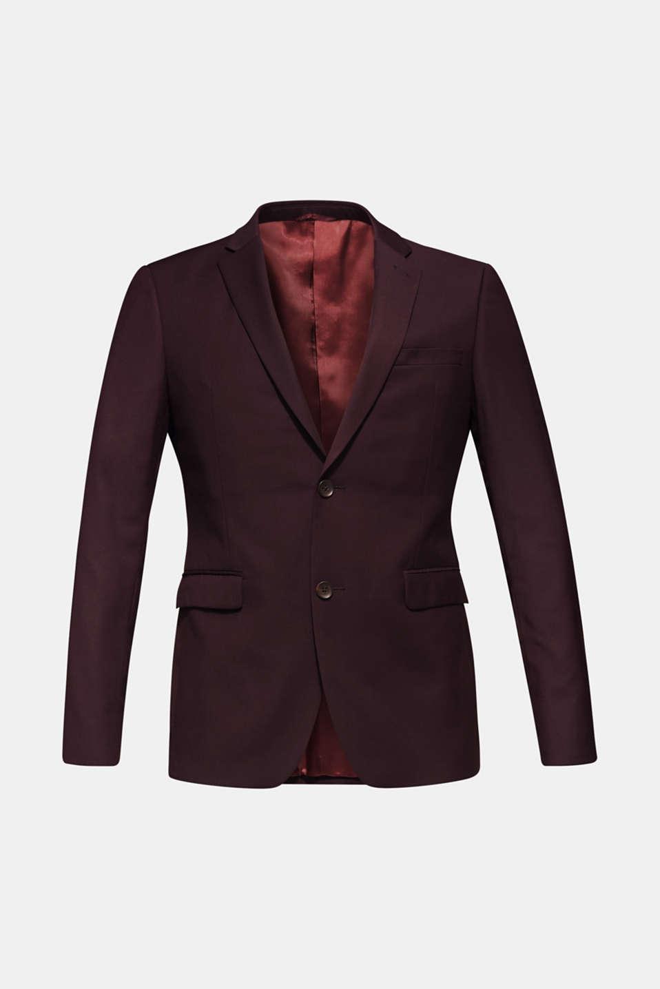 Blazers suit, BORDEAUX RED, detail image number 7