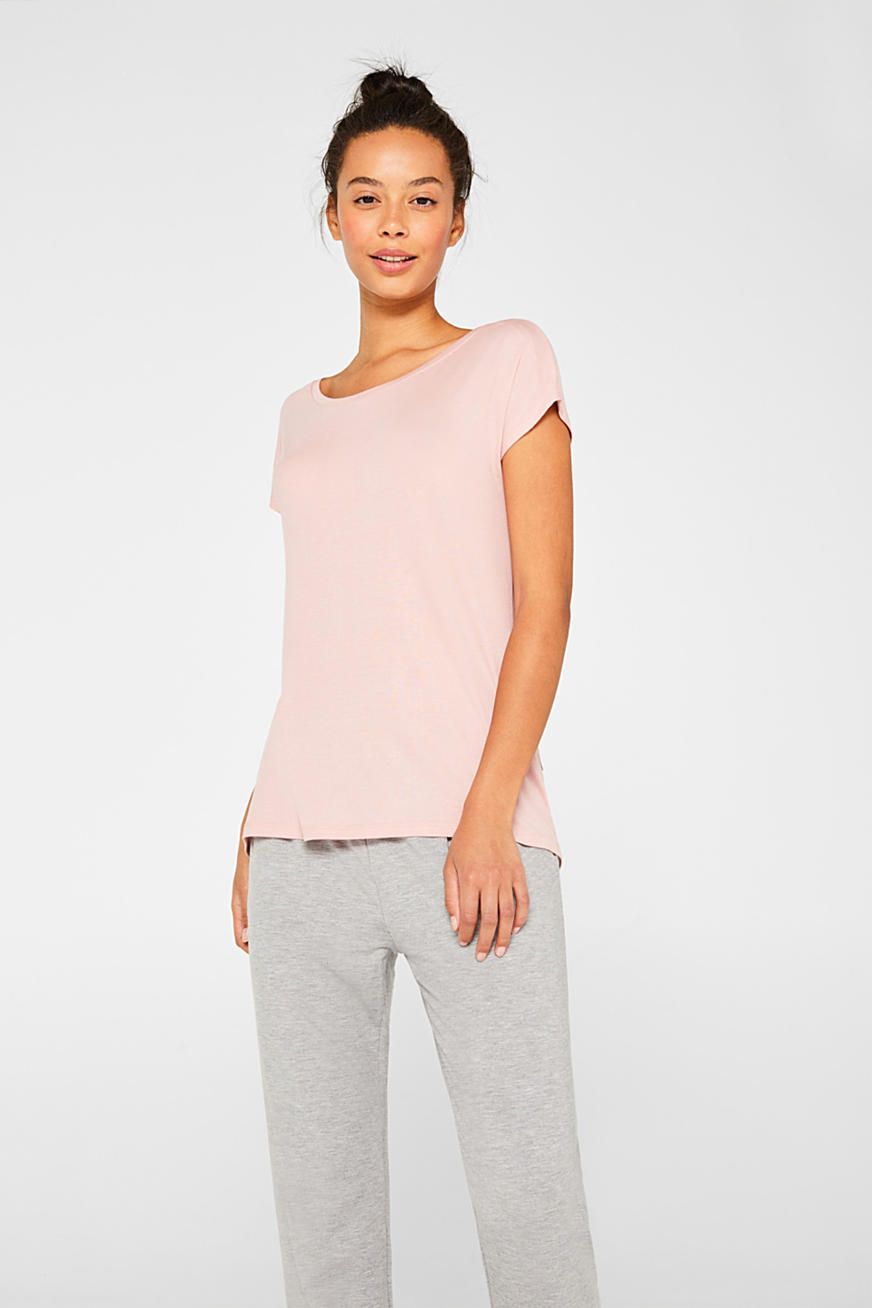 Super softes Shirt aus TENCEL™ mit Stretch