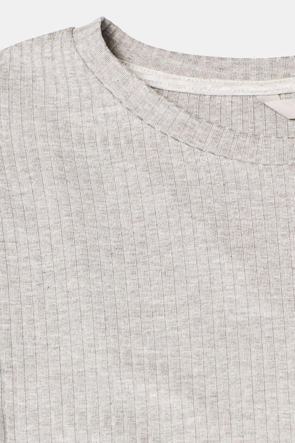T-Shirts, GREY 2, detail image number 4
