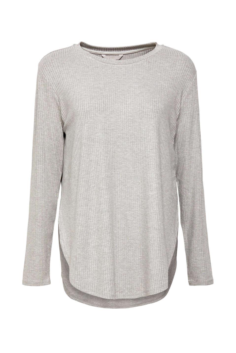 T-Shirts, GREY 2, detail image number 5