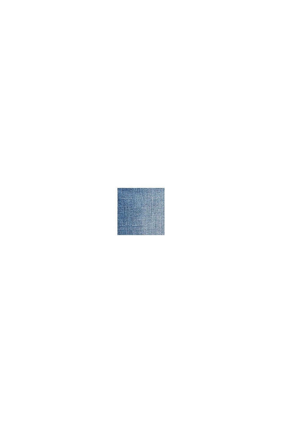 Enkellange shaping jeans, BLUE MEDIUM WASHED, swatch