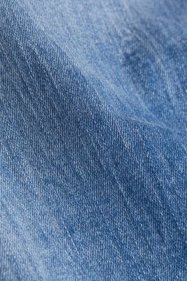 Skinny jeans with organic cotton, BLUE MEDIUM WASH, detail