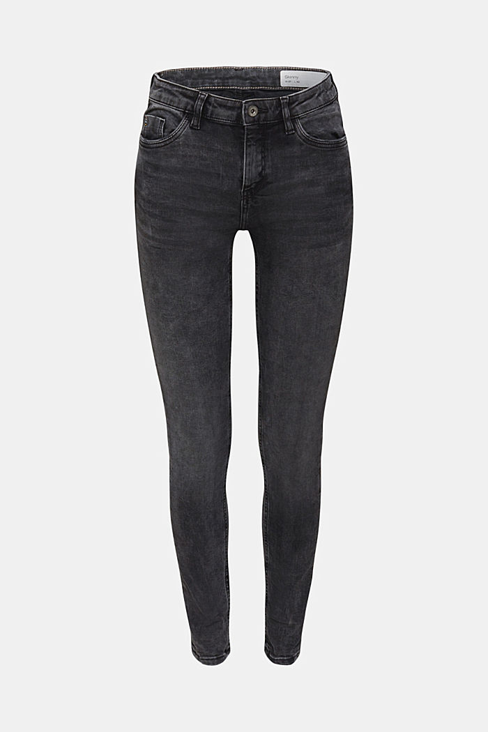 Superstretch-Jeans mit Organic Cotton