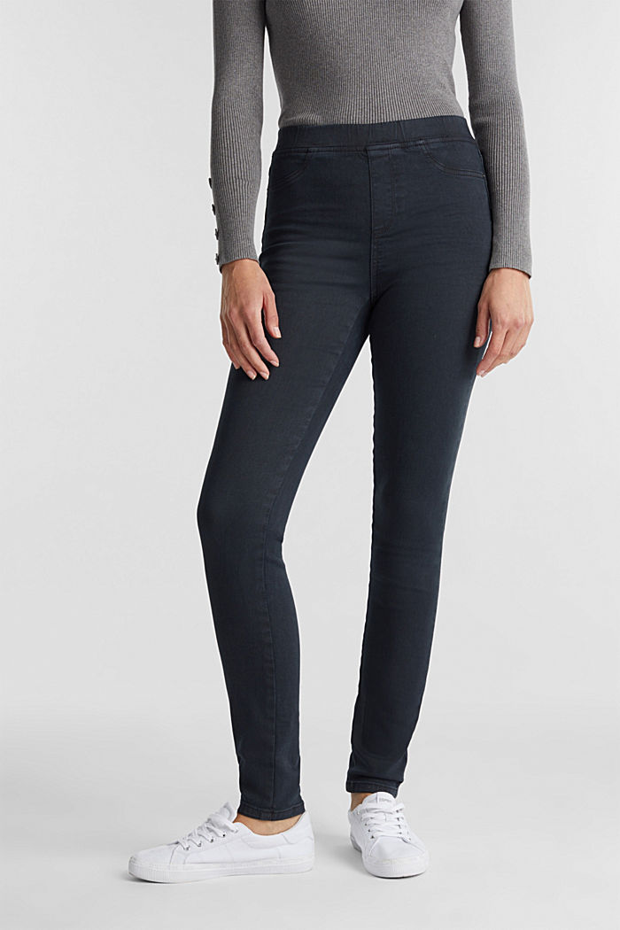 Treggings with stretch