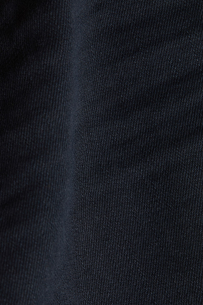 Treggings with stretch, GUNMETAL, detail image number 4