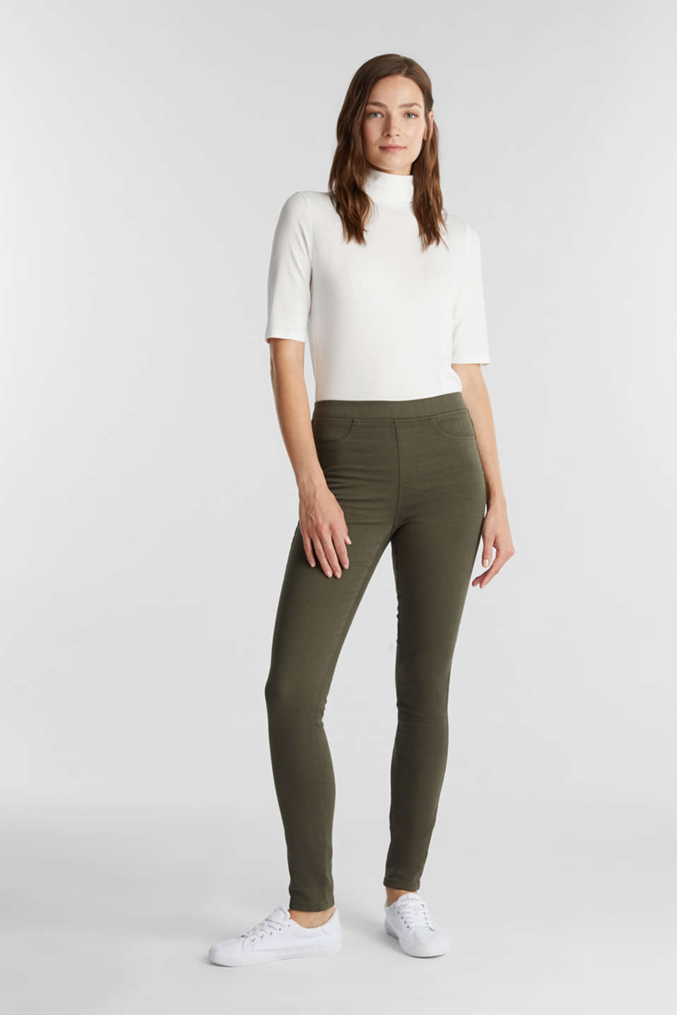 edc - Treggings med stretch