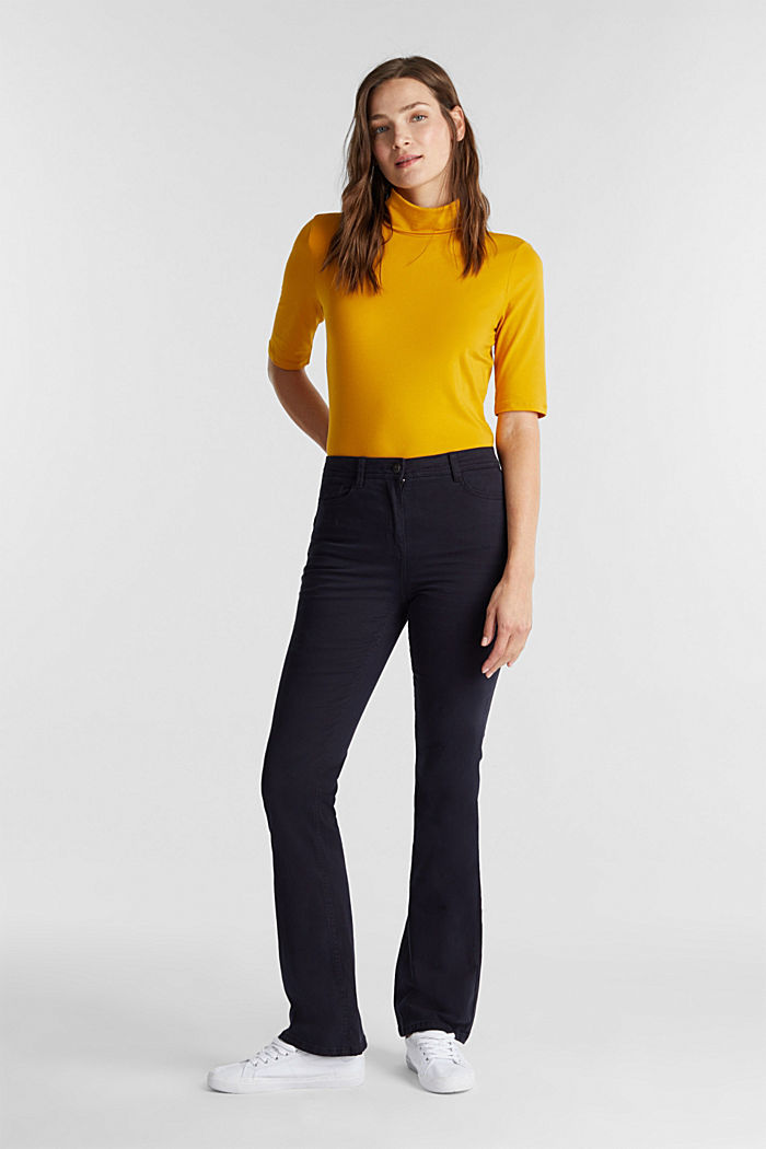 Superstretch-Pants mit Organic Cotton