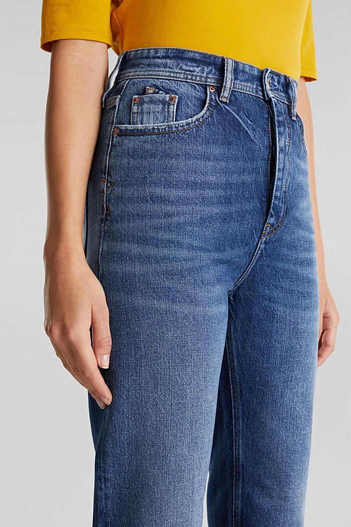 Super-High-Rise-Jeans, BLUE DARK WASHED, detail image number 2