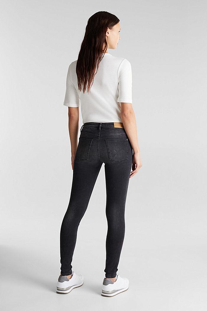 Skinny Superstretch-Jeans, BLACK MEDIUM WASHED, detail image number 3