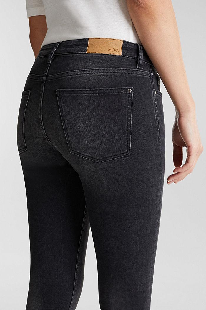 Skinny Superstretch-Jeans, BLACK MEDIUM WASHED, detail image number 5