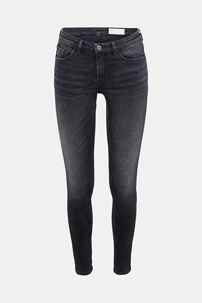 Skinny Superstretch-Jeans, BLACK MEDIUM WASHED, detail image number 6