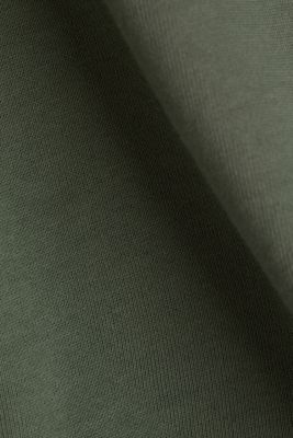 Hoodie made of 100% organic cotton, LIGHT KHAKI, detail