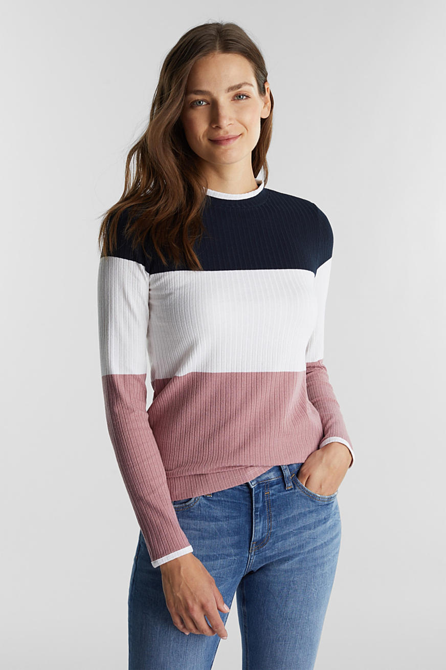 colorblock longsleeve