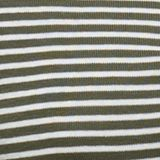 Striped top, 100% organic cotton, LIGHT KHAKI 4, swatch