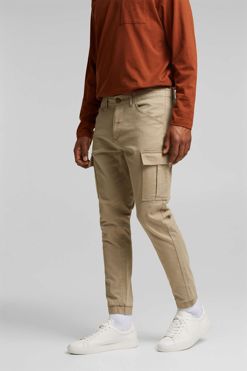 edc - Cargo Pants mit Organic Cotton