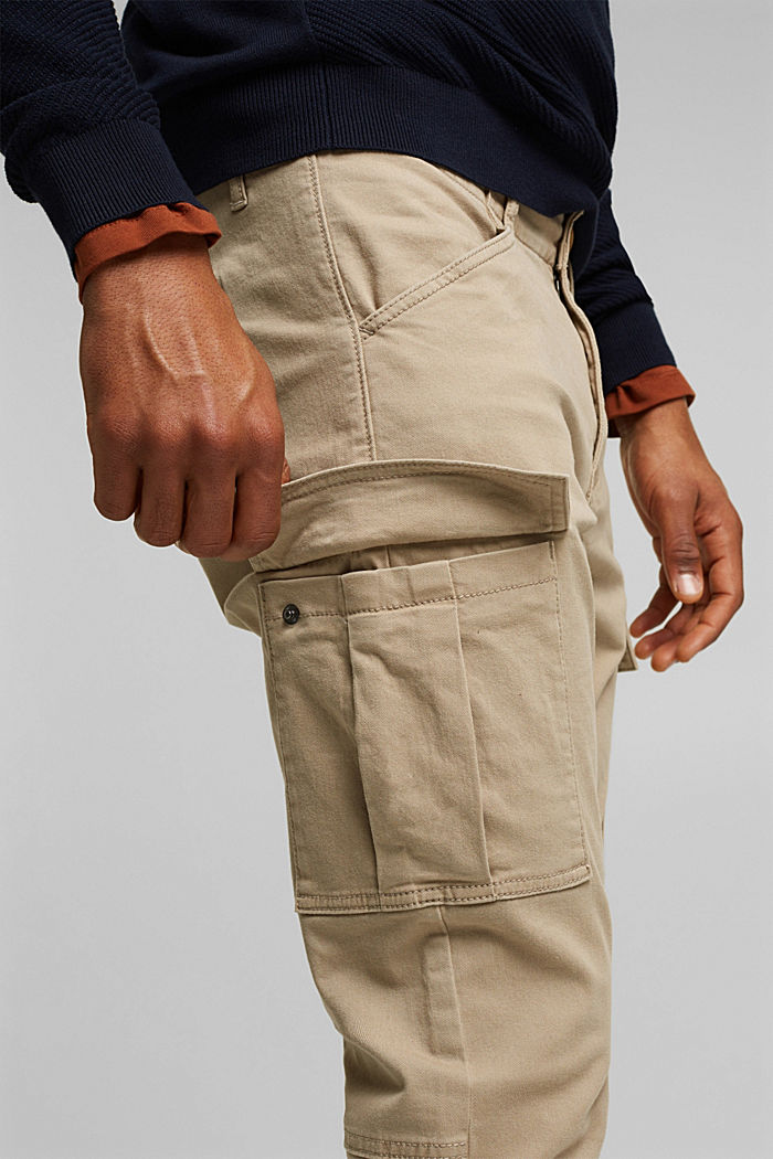 Cargo Pants mit Organic Cotton