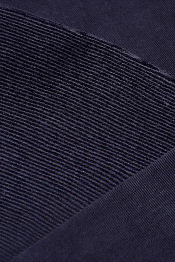Cargo trousers containing organic cotton, NAVY, detail image number 4