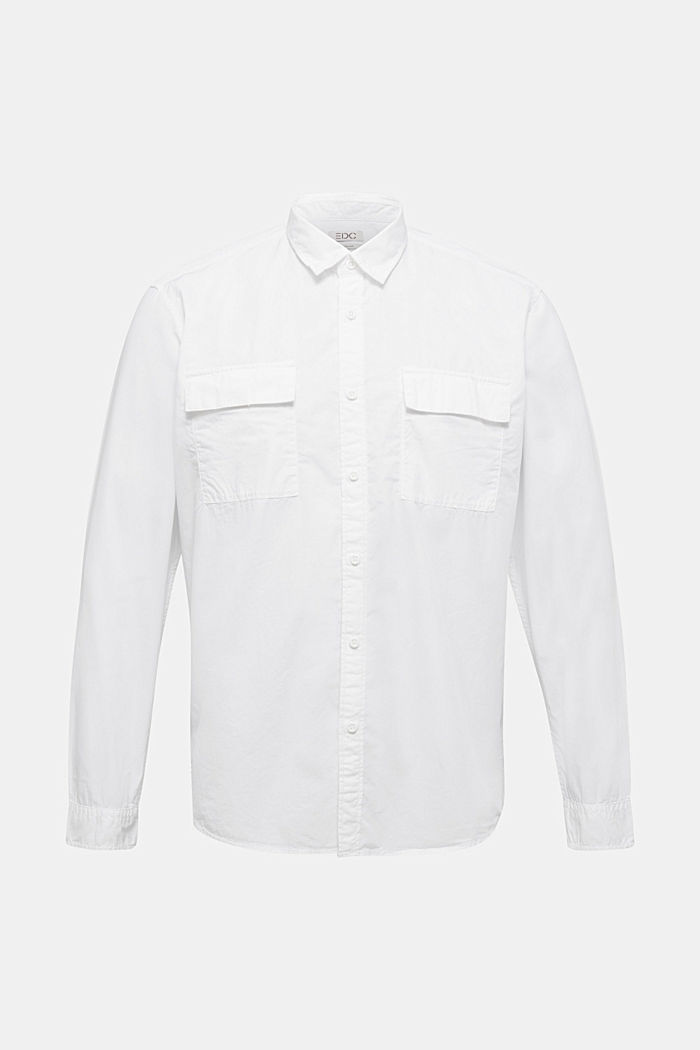 Hemd aus 100% Baumwolle