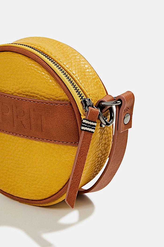 Minnesota T. shoulder bag, BRASS YELLOW, detail image number 3