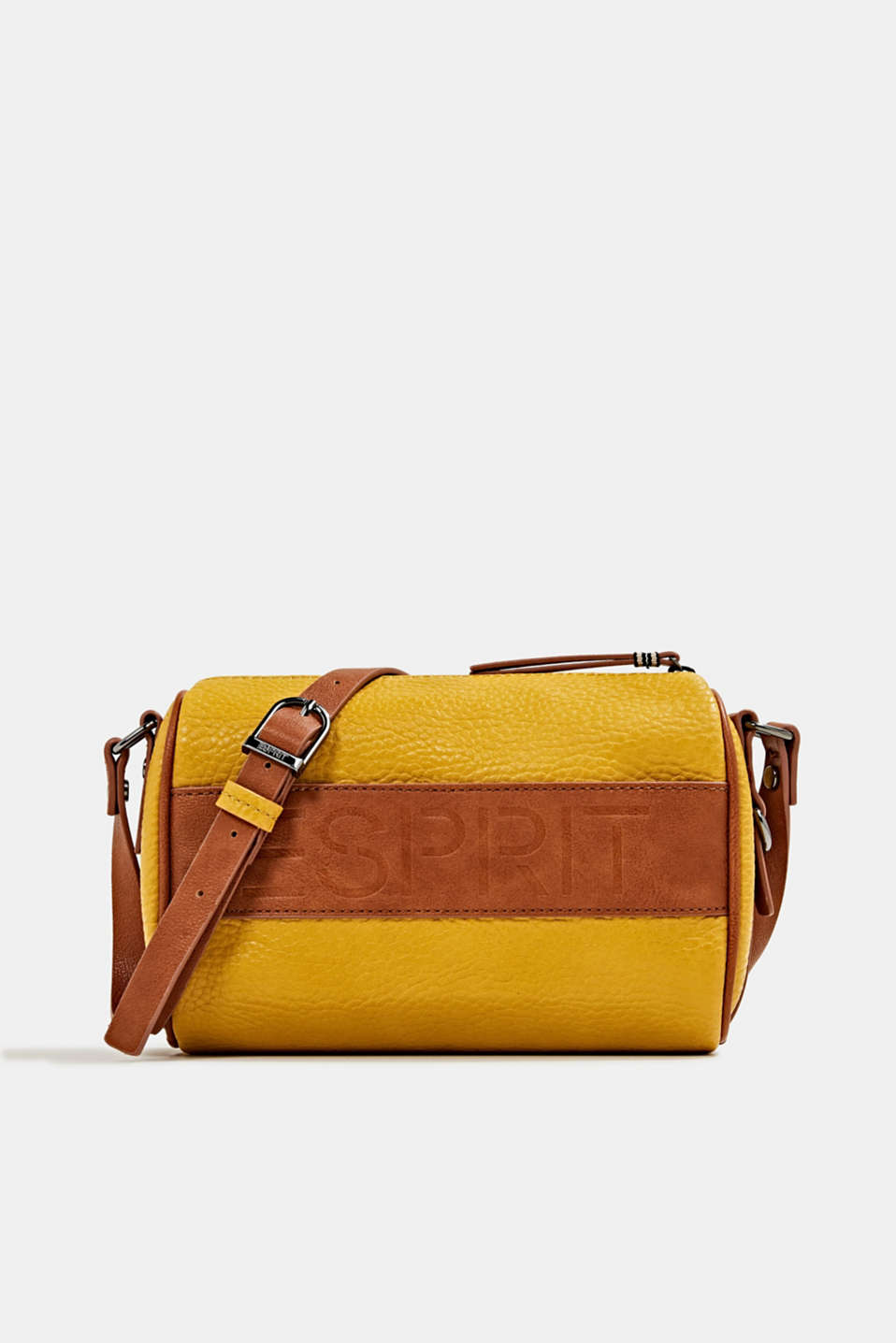Minnesota T. shoulder bag, BRASS YELLOW, detail image number 0