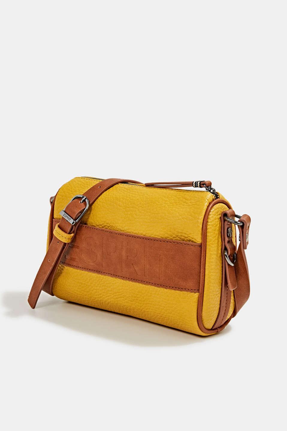 Minnesota T. shoulder bag, BRASS YELLOW, detail image number 2