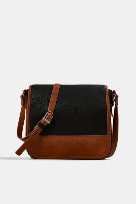 Minnesota T. shoulder bag, BLACK, detail