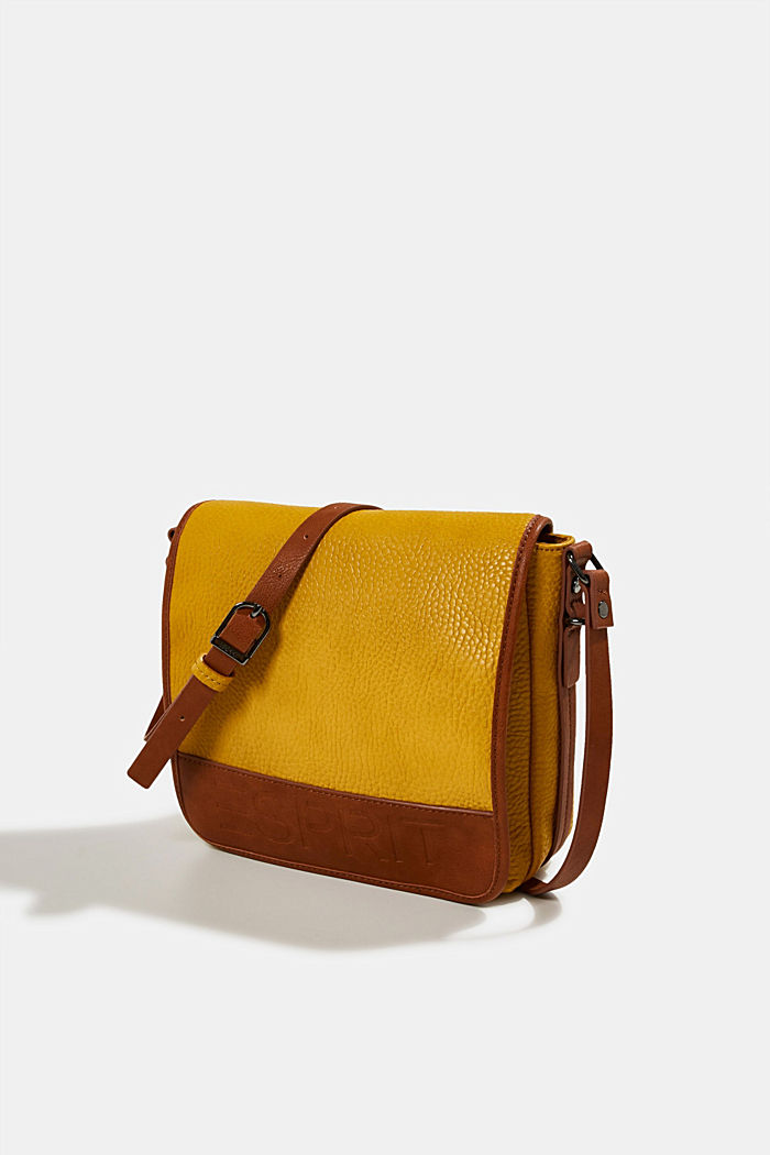 Minnesota T. shoulder bag, BRASS YELLOW, detail image number 2