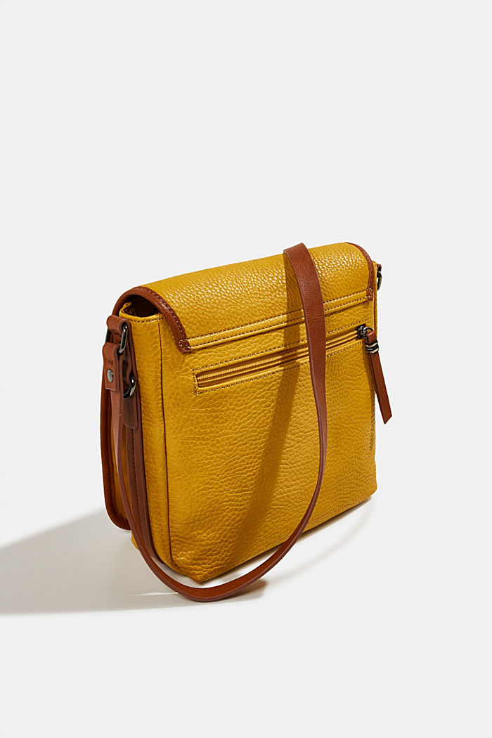 Minnesota T. shoulder bag, BRASS YELLOW, detail image number 5