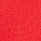 Recycled: Textured woven scarf, RED, swatch