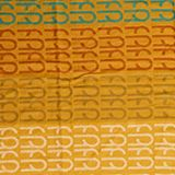 Scarf with LENZING™ ECOVERO™, BRASS YELLOW, swatch