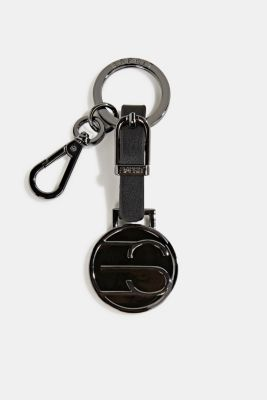 Key ring with enamel, BLACK, detail