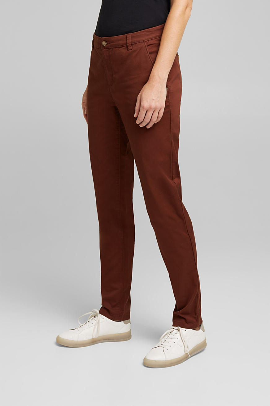 Chino mit Organic Cotton