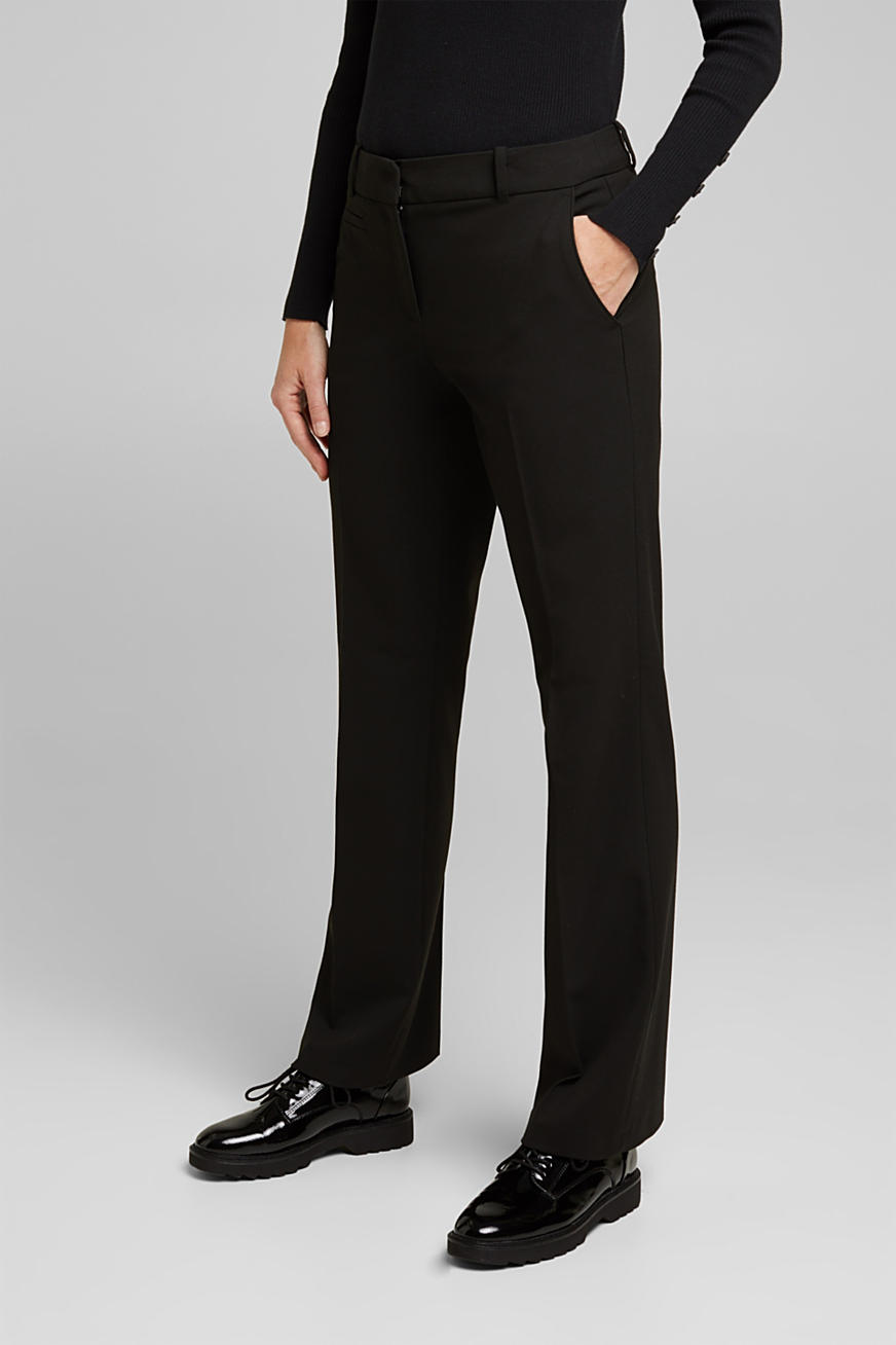 Pantaloni in jersey stretch