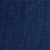 Super stretch jeans with organic cotton, BLUE DARK WASHED, swatch
