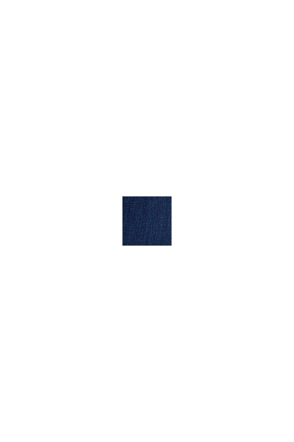 Superstretch-Jeans mit Organic Cotton, BLUE DARK WASHED, swatch