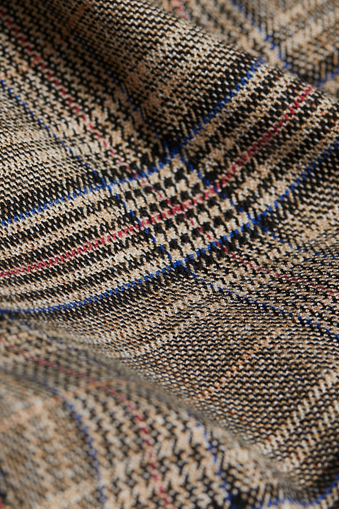 CHECKS mix + match trousers, CAMEL, detail image number 4