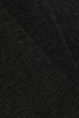 Punto jersey chinos, DARK GREY, detail