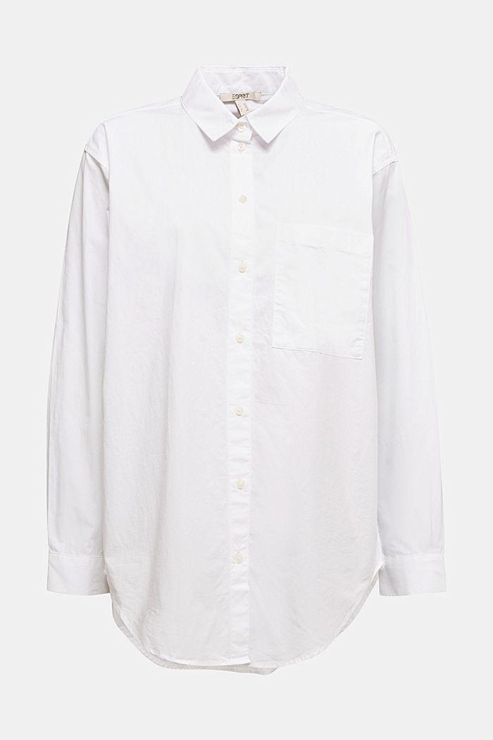 Bluse aus 100% Organic Cotton