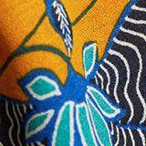CURVY blouse made of LENZING™ ECOVERO™, BRASS YELLOW 4, swatch
