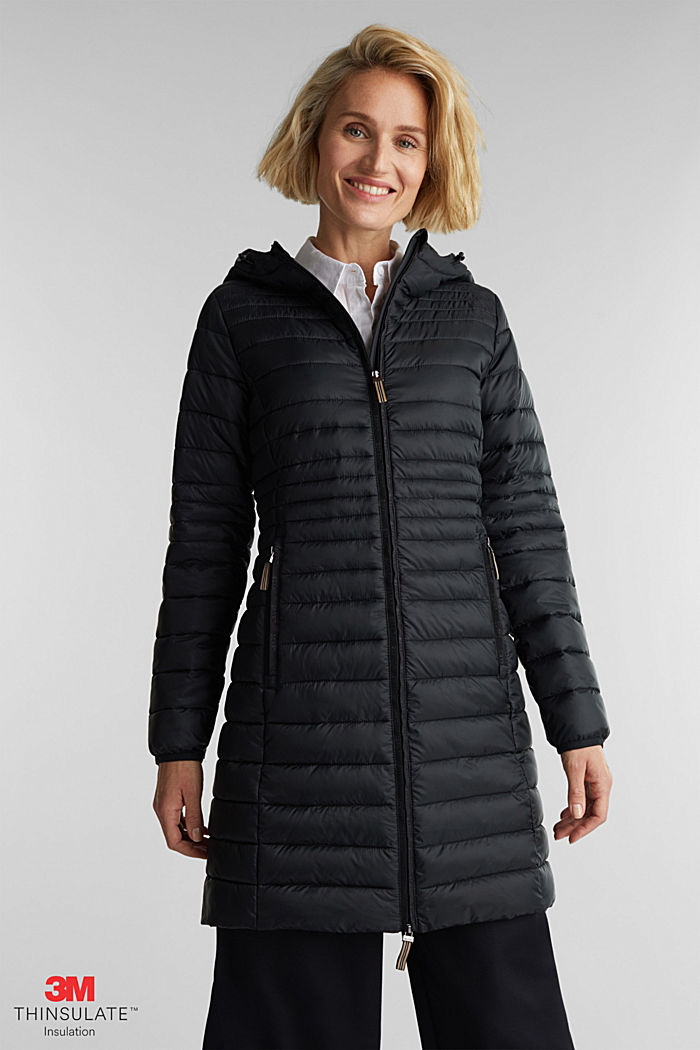 3M™ Thinsulate™ quilted coat