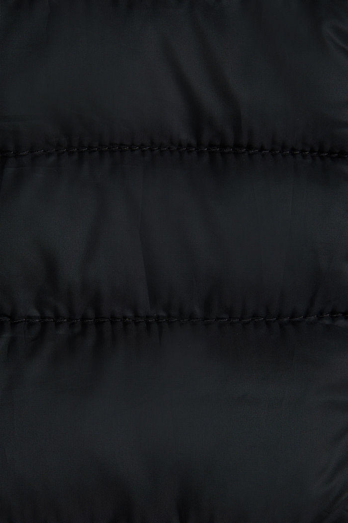 3M™ Thinsulate™ quilted coat, BLACK, detail image number 4